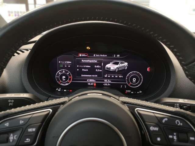Audi A3 Cabriolet 2.0 TDI quattro S tronic S line