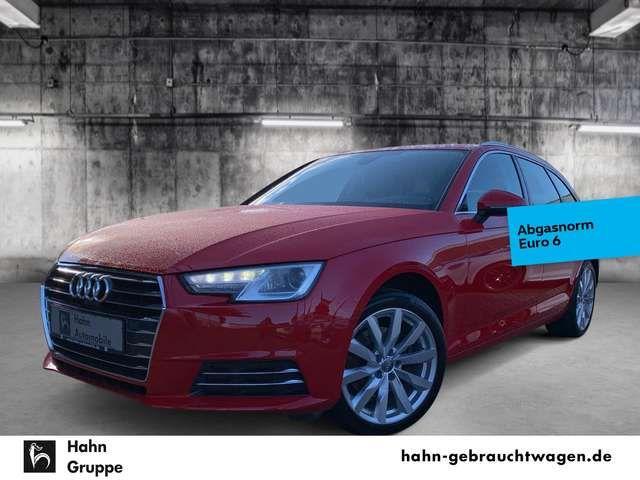 Audi A4 Avant 1.4TFSI Design S-Tronic Xenon Navi GRA