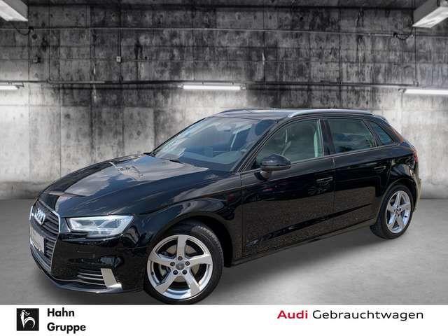 Audi A3 2.0TDI sport LED Pano AHK Tempo