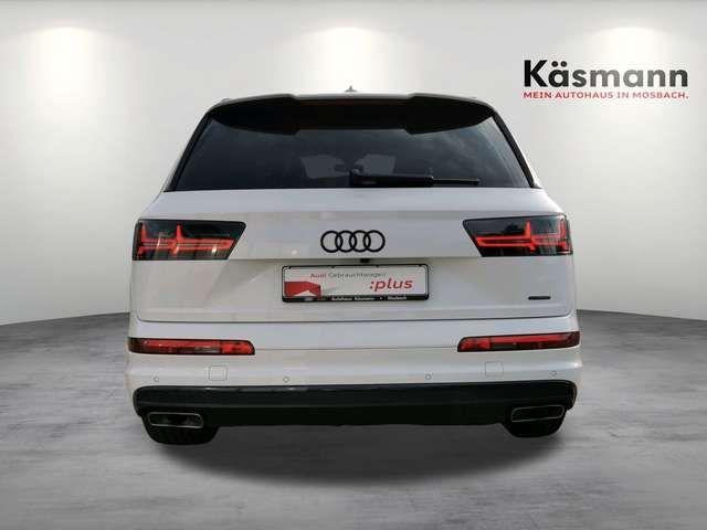 Audi Q7 3.0TDI quattro S line Standh AHK Luftf Nachts