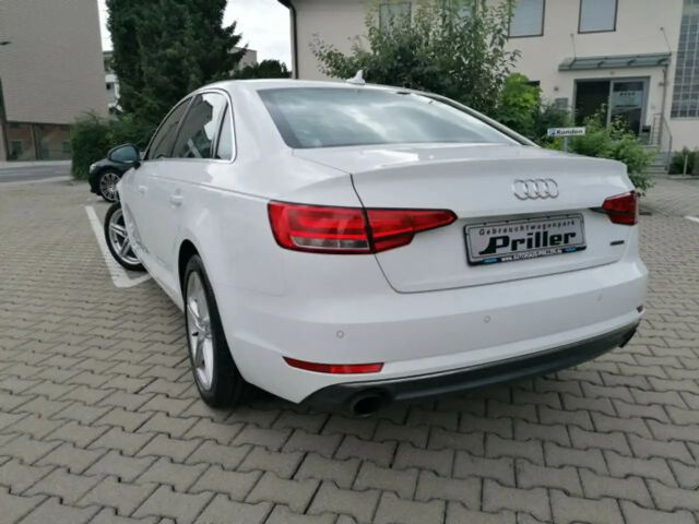 Audi A4 Lim. 2.0TFSI quattro sport S-Line/Navi/B&O