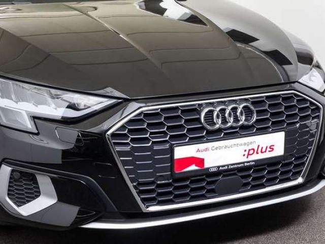 Audi A3 advanced 35 TDI S tr. NAVI PDC DAB