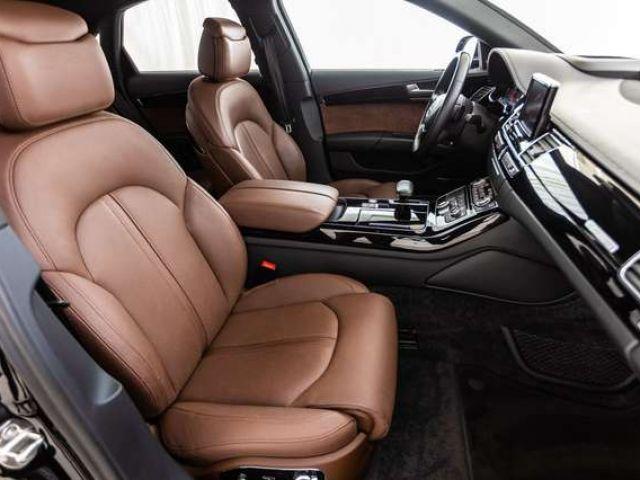 Audi A8 3.0 TDI qu. tiptr. STHZG PANO NAVI HUD PDC