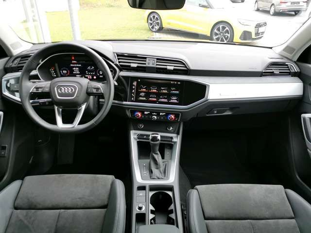Audi Q3 advanced 35 TDI QUATTRO+LED+NAVI+VIRTUAL