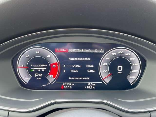 Audi A4 Avant 40 TDI quattro S tronic+LED+DAB+AHK+NAV