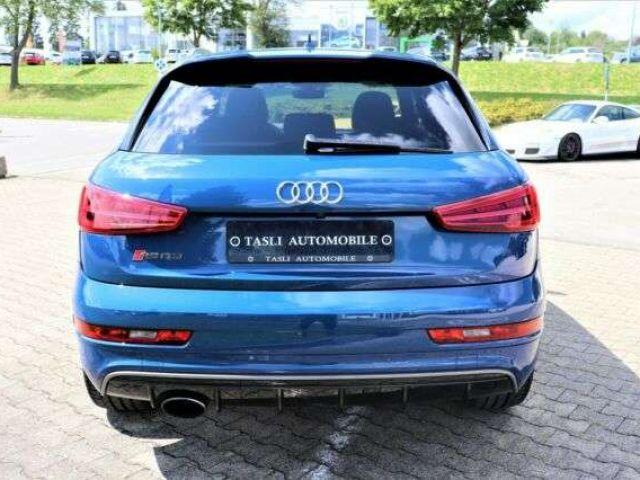 Audi RS Q3 quat. PERFOARMANCE*SPORTABGAS*KAM*PANO*BOSE