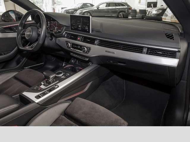 Audi A5 Cabriolet quattro sport 2.0 TDI S line Leder LED N