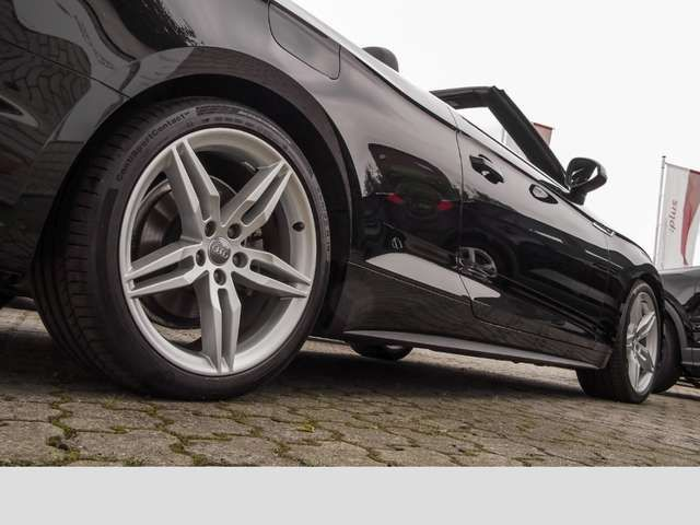Audi A5 Cabriolet sport 2.0 TFSI S line LED Navi Keyless A