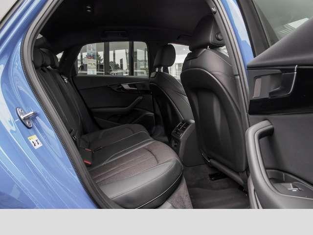 Audi A4 sport 3.0 TDI S line Black Matrix LED Leder Navi K