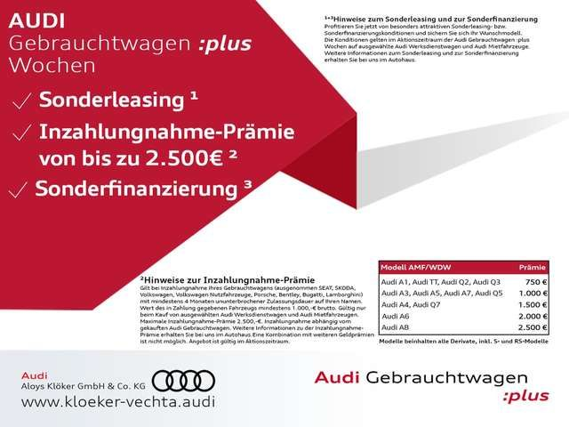 Audi A6 50 TDI tiptronic quattro design