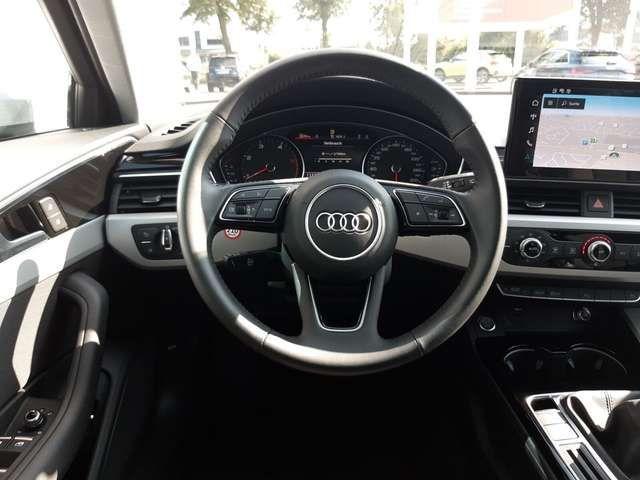 Audi A4 Avant 30 TDI advanced AHK Navi LED