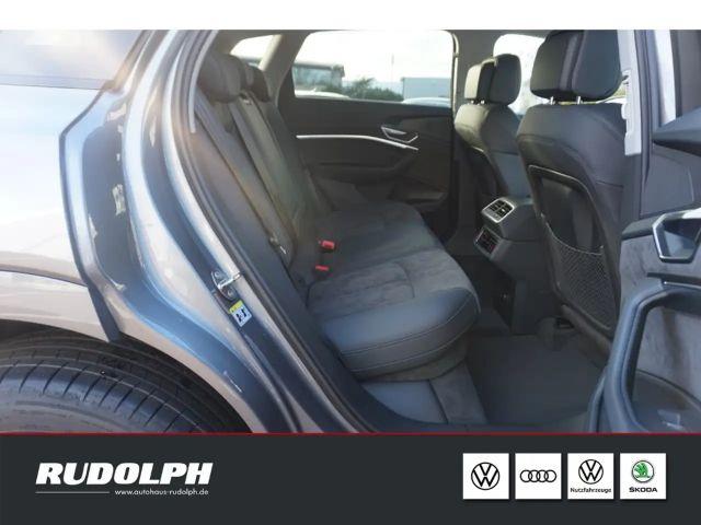 Audi e-tron 50 quattro advanced Matrix-LED ACC StandHZG Rückfa