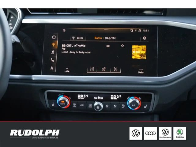 Audi Q3 35 TFSI advanced LED Spurhalteass. PDCv+h DAB Navi