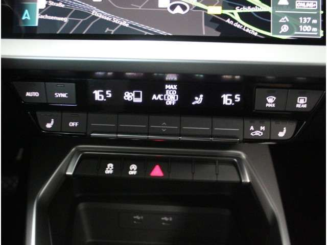 Audi A3 35 TFSI advanced, LED, Touch, virtu