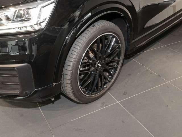 Audi Q2 2.0 TFSI QUATTRO S-LINE BLACK+NAVI+LED+KAMERA