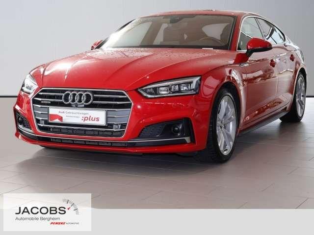 Audi A5 Sportback 2.0 TDI sport Navi,LED,Head up,AHK