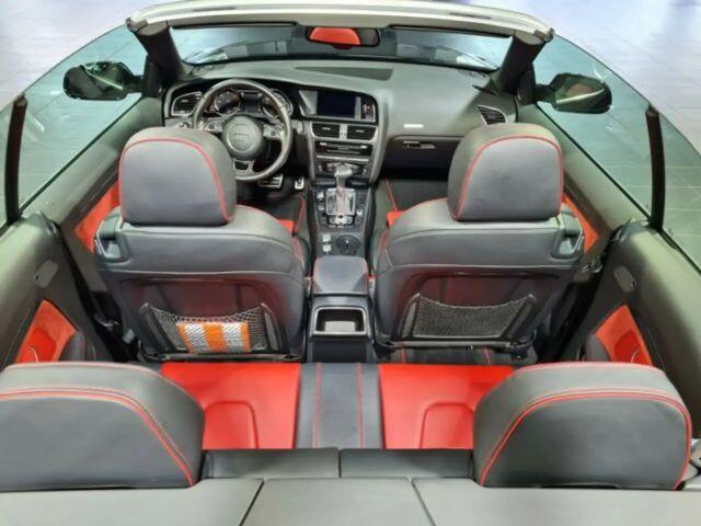 Audi A5 Cabriolet 3.0 TDI QUATTRO/ S-LINE/SOUND/LEDER