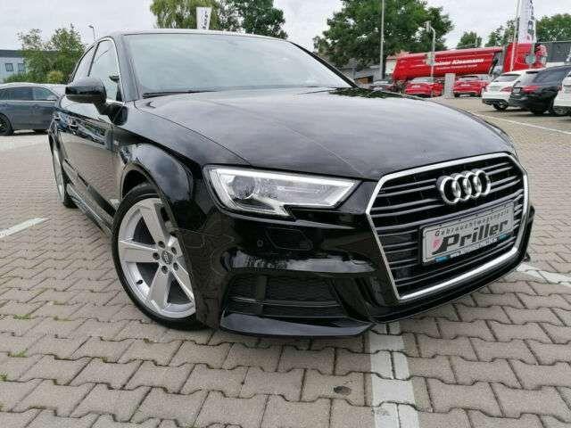 Audi A3 2.0 TDI Lim. sport/NAVI/S-Line/Xenon Plus/DAB