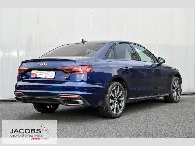 Audi A4 Limousine advanced 40 TDI S-tronic LED Scheinwe