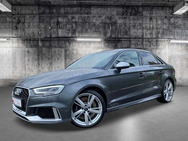 Audi RS3 RS 3 Limousine 2.5TFSI qua S-trc ACC virtual Nav