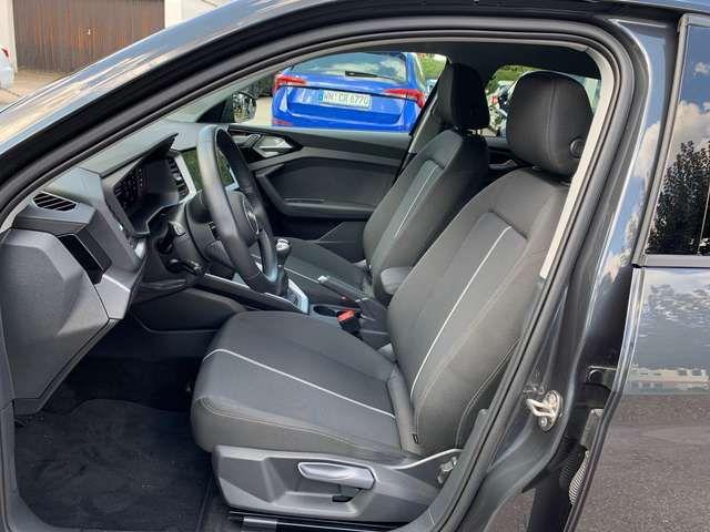 Audi A1 25TFSI Advanced DAB GRA Einparkh Si