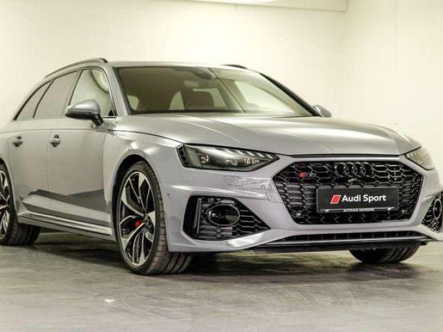 Audi RS4 Avant Tour Stadt Parken Dynamik Dersign
