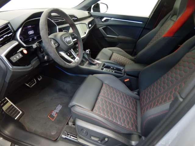 Audi RS Q3 Sportback TFSI quattro