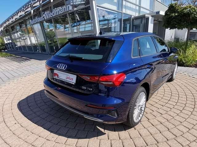 Audi A3 Sportback advanced 35 TDI S tr., Virtual+Navi+t
