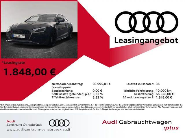 Audi RS5 Coupe tiptronic quattro RS-Dynamikpaket Laserli...
