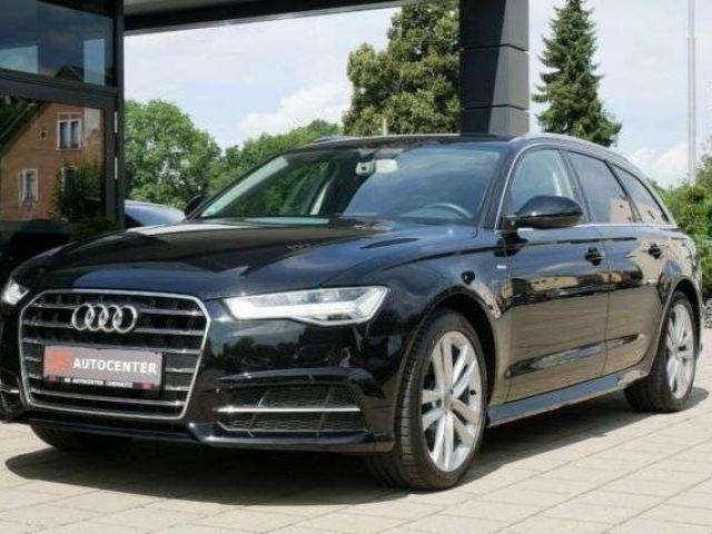 Audi A6 Avant 2.0 TDI ultra S line LED Bose Kamera