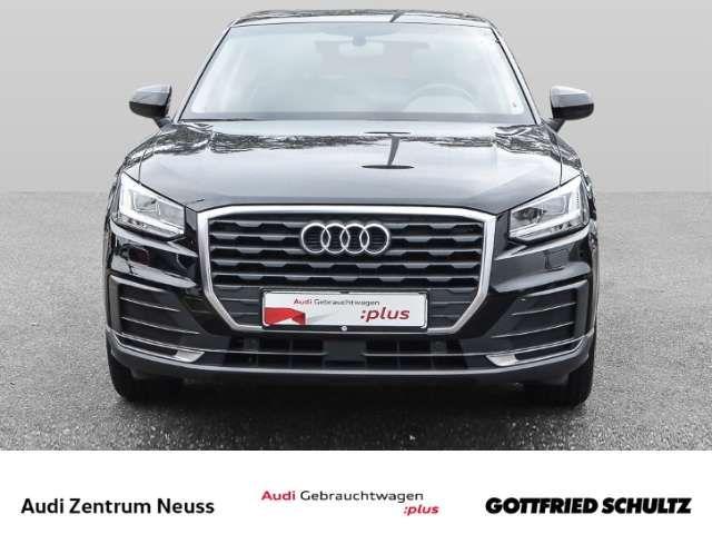 Audi Q2 basis 1.6 TDI NAV CLIM LED SHZ RFK REGS