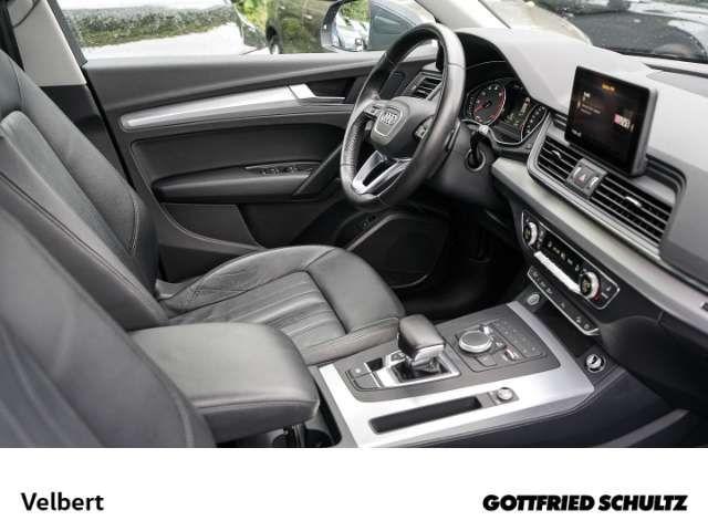 Audi Q5 2.0 TFSI S-TRONIC DESIGN NAVI RÜFA LED LEDER