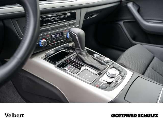 Audi A6 AVANT 2.0 TDI S-TRONIC NAVI LED RÜFA SHZ GRA ZV