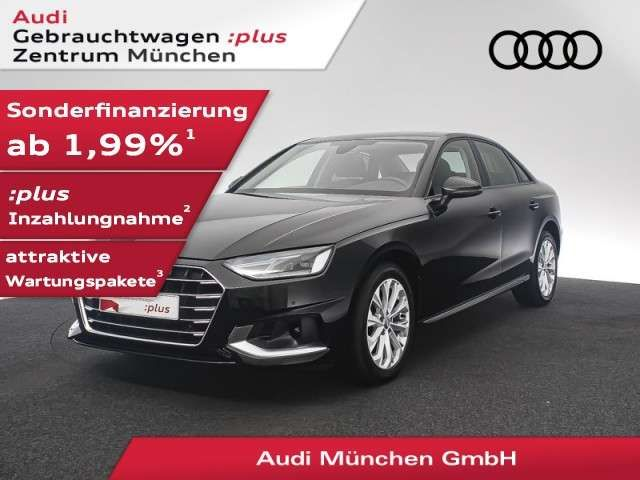 Audi A4 30 TDI S tronic advanced Virtual+/Navi+/SitzH