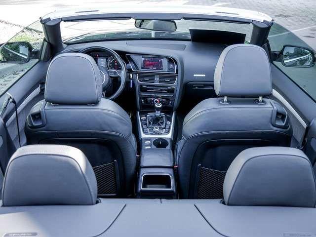 Audi A5 Cabriolet 2.0 TDI quattro S line NAVI EU6