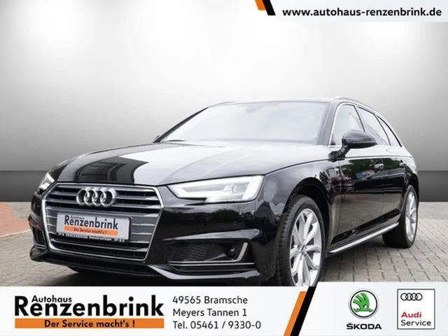 Audi A4 Avant design 1.4 TFSI S tronic AHK,NAVI,LED