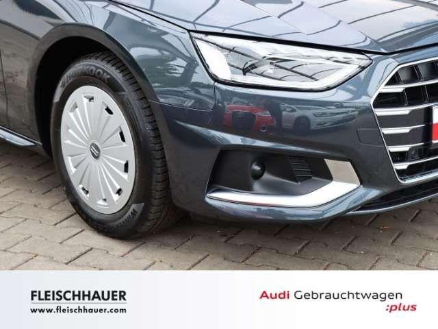 Audi A4 Avant 35 TDI advanced Navi+LED+AHK+ACC+PDC+DAB+con