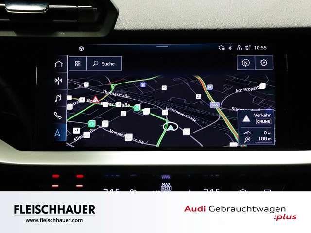 Audi A3 Sportback 35 TDI S line Navi+LED+VC+17''+PDC+sound