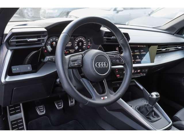 Audi A3 Sportback S line 35TFSI AHK LED GRA EPH Klimaautom