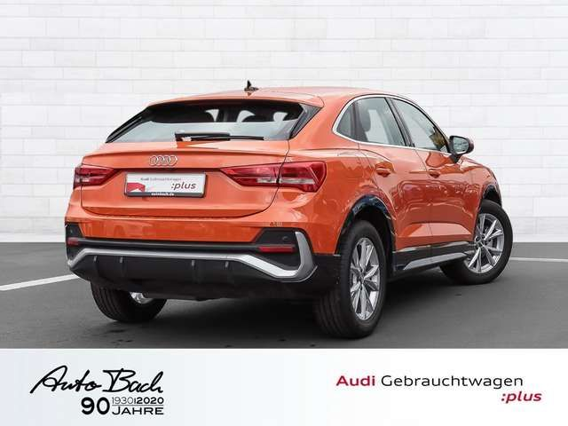 Audi Q3 Sportback S line 35TDI Stronic Navi LED GRA EPH