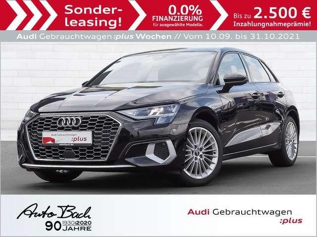 Audi A3 Sportback Advanced 35TFSI Navi EPH ACC Sitzhzg
