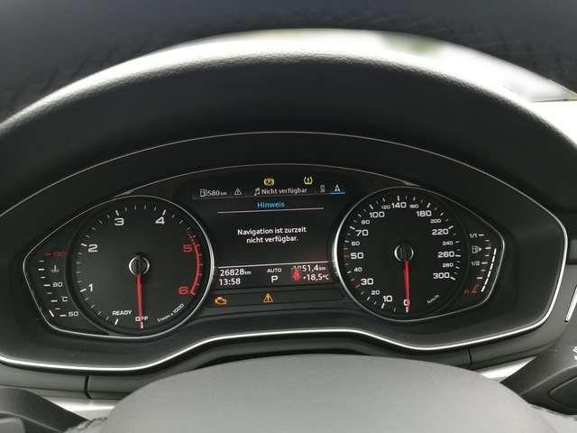 Audi A4 Avant 40 TDI S line Navi Alu Einparkhilfe Pan