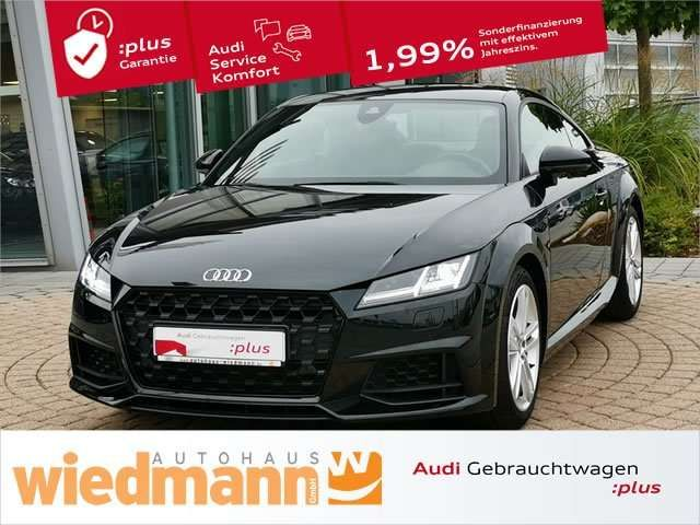 Audi TT Coupe 45 TFSI S tr., LED+Alu18+Cam+Navi+t+Leder