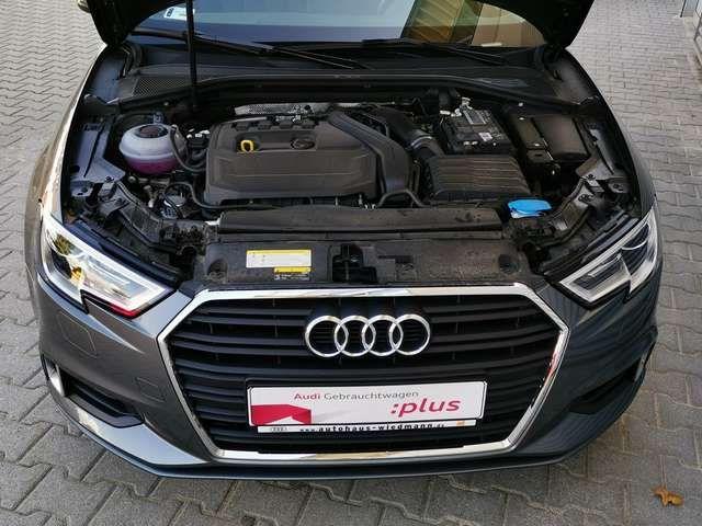 Audi A3 Limousine sport 35 TFSI, Navi+PDC+GRA+SHZ+Klimaaut
