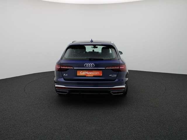 Audi A4 Avant 40 TDI quattro S-tronic S-line LED