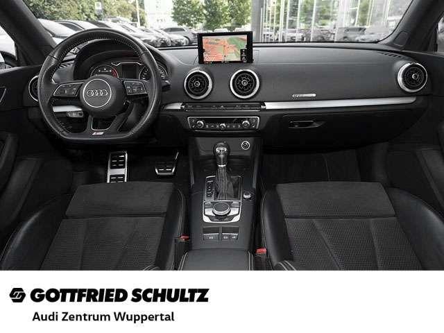 Audi A3 Cabrio 2.0TFSI QUAT. S-LINE ACC LANE LEDER LED SHZ