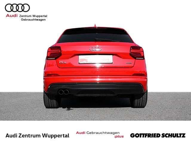 Audi Q2 2.0TFSI QUAT. S-LINE ACC PANO LEDER KAMERA DAB CON