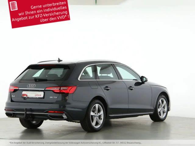 Audi A4 Avant 35 advanced S TRON NAV LED AHK ACC