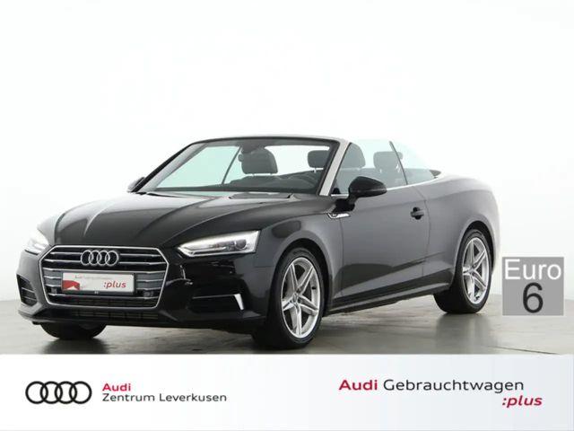 Audi A5 Cabriolet 2.0 TFSI sport S TRON NAV XEN
