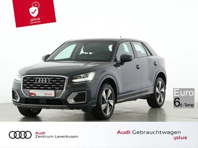 Audi Q2 sport 35 TFSI S TRON NAV AHK LED SHZ P